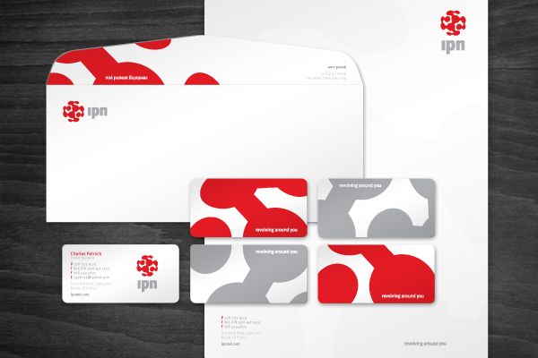 IPN Stationery Suite